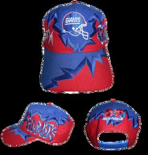 THE JAGGED EDGE CAP