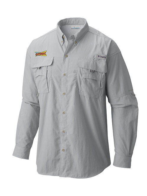 1011622 1 MENS BIG PFG BAHAMA II LONG SLEEVE SHIRT