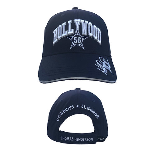 Hollywood Henderson 3D Signature Cap
