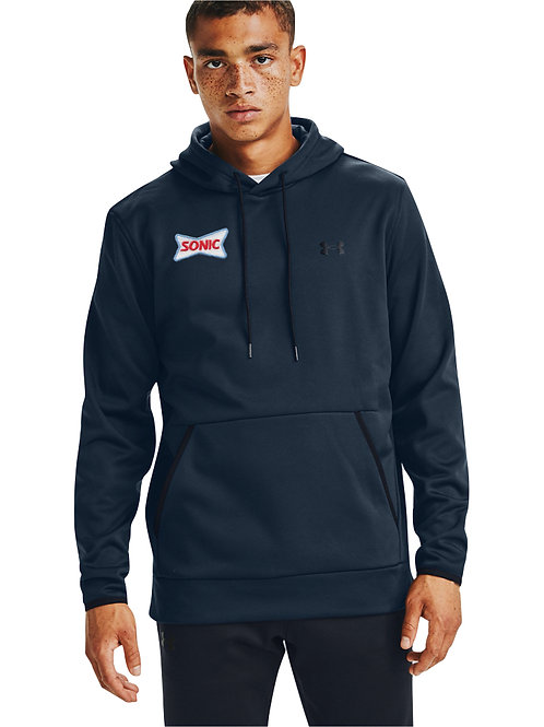 1357087 UNDER ARMOUR RIVAL PRO FLEECE HB HOODIE