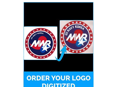 Order Your Logo Digitized