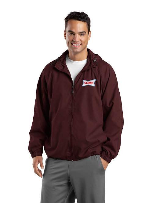 JST73 FULL ZIP WINDCUTTER SPORT JACKET