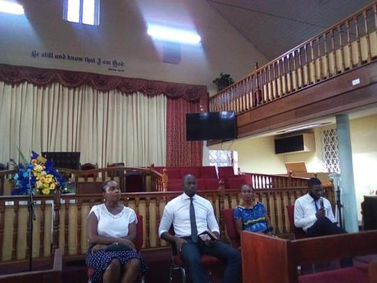 Church Business Seminar