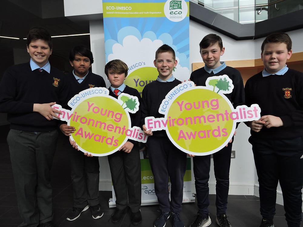 Young Environmentalist Awards 2019