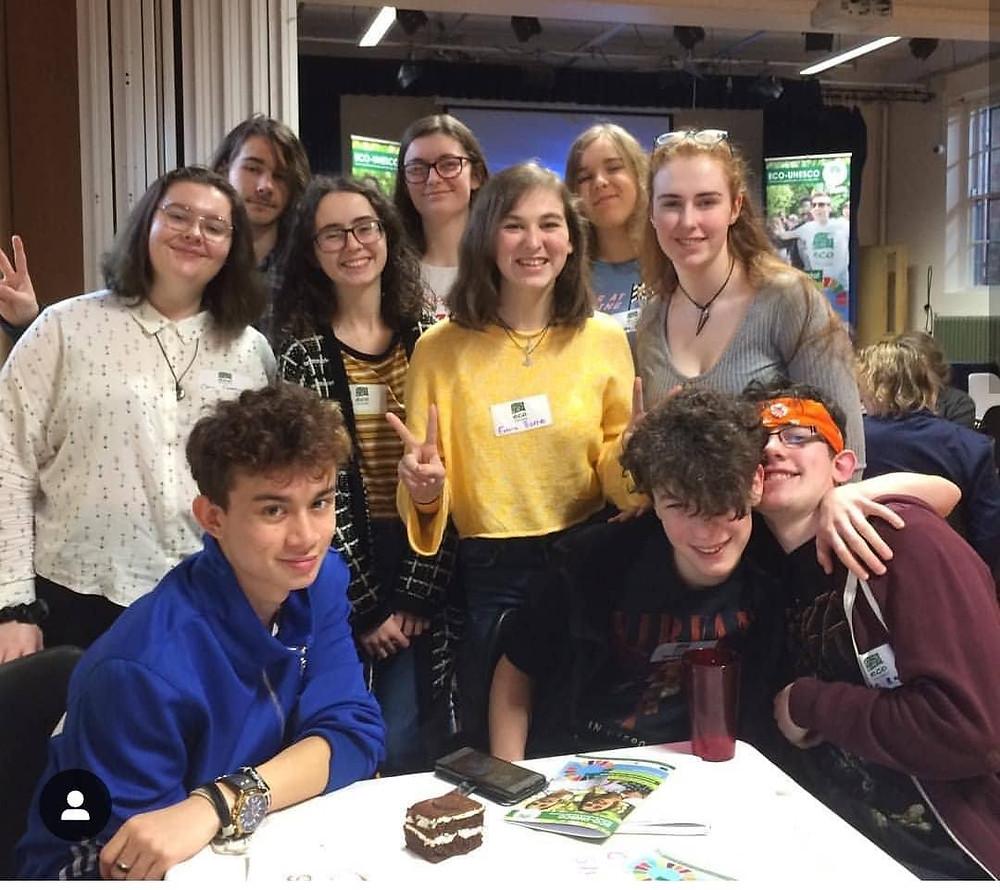 ECO-UNESCO's Young Environmentalist Awards