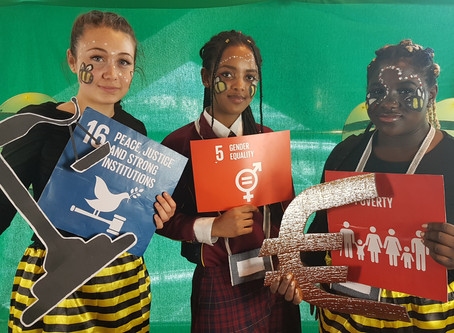 #YEA19 SDG Photo Booth