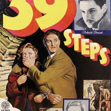 Reading Alfred Hitchcock's The 39 Steps through John Buchan and Homer's Odyssey
