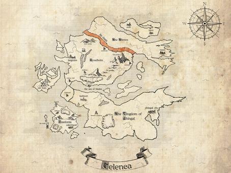 Update and map of Gelenea!
