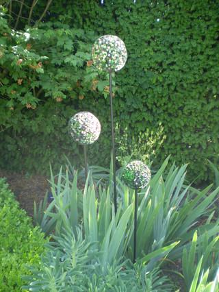 Green Seed Heads