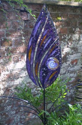 Purple Fern