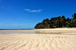 Beach in General Luna