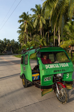 Tricycle ride