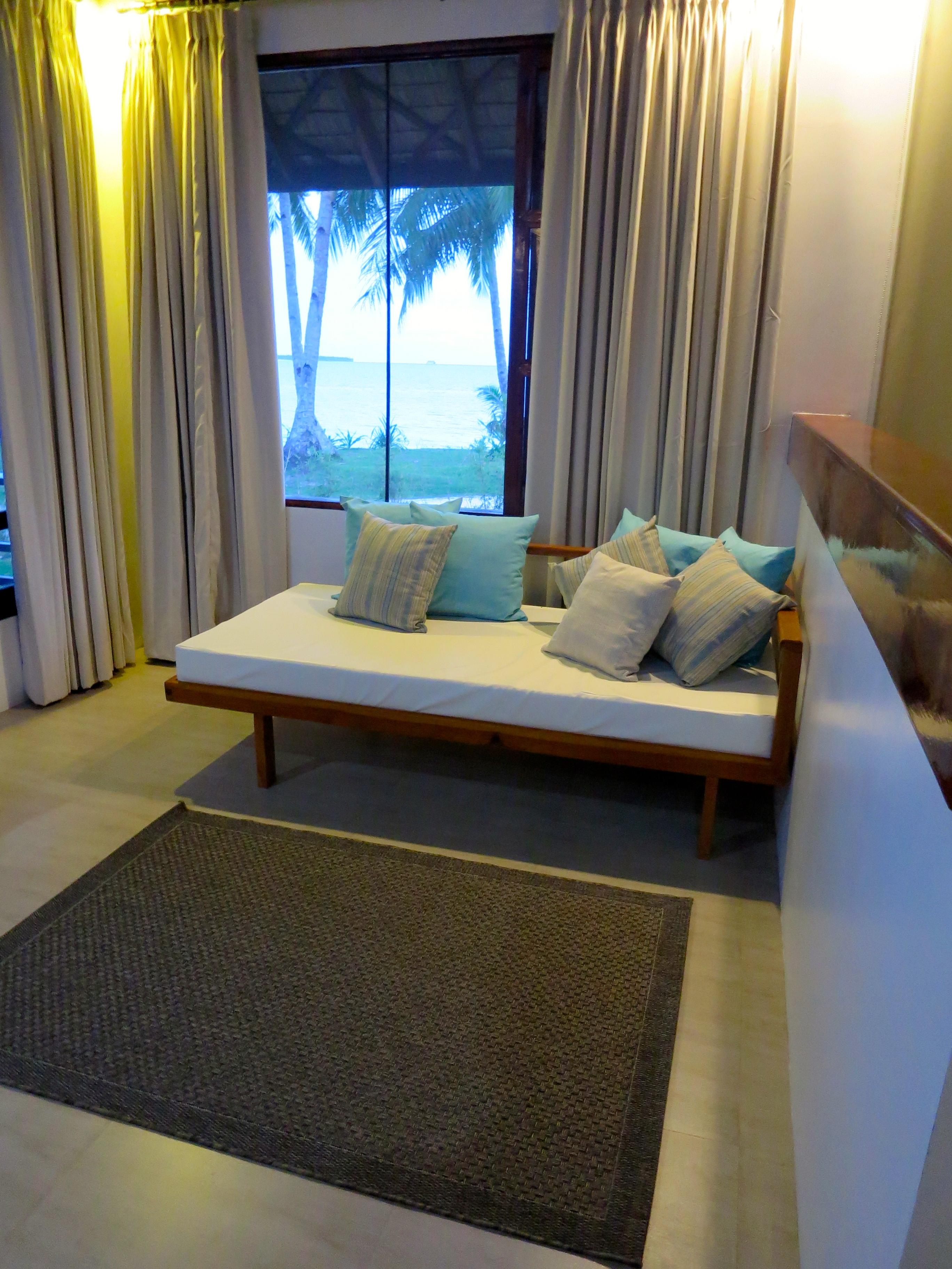 Living area - Single Bedroom Villa