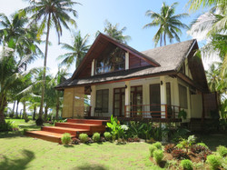 Single Bedroom Villa Exterior