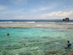 Magpupungko Rock Lagoon