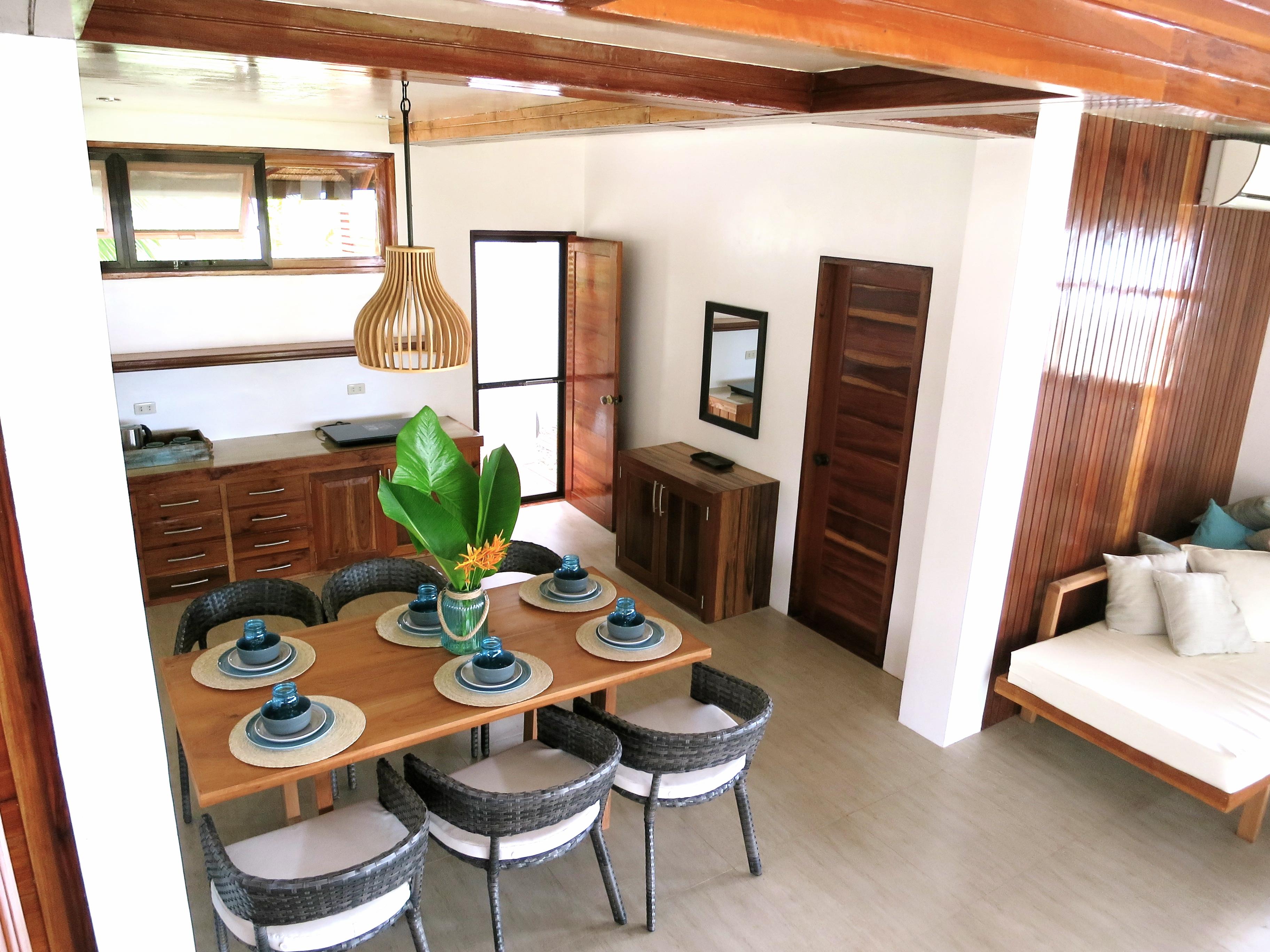 Dining area - Family Loft Villa