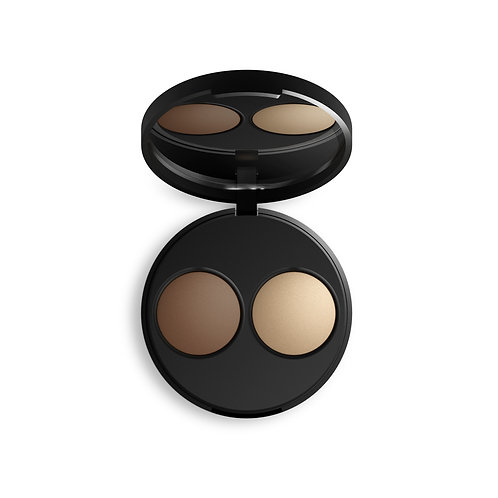 Baked Contour Duo (Almond)
