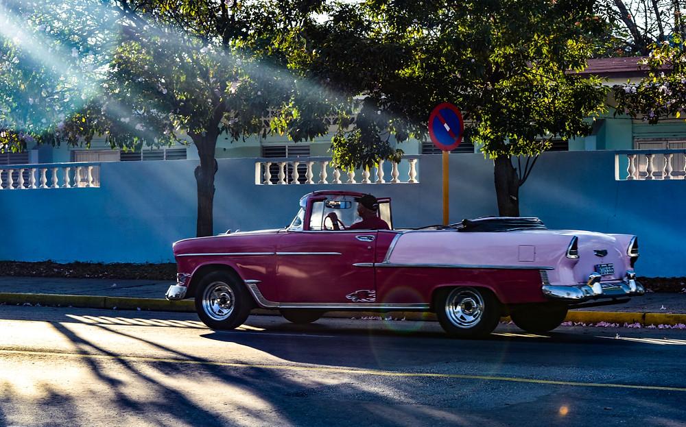 classic car Cuba