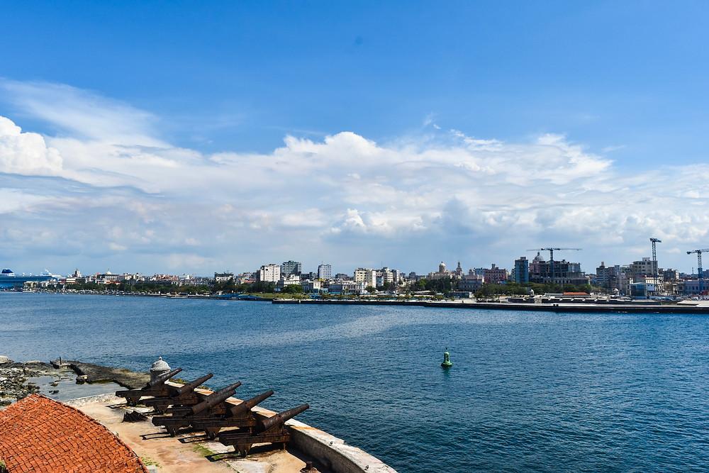View of Havana from Morro Castle