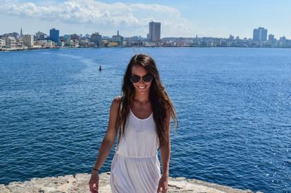 View from Morro Castle in Havana
