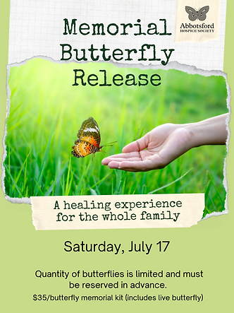 Memorial Butterfly Release 2021 poster.p