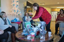 Staff Gift Exchange