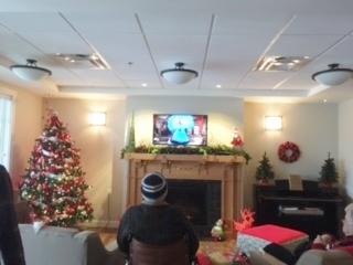 Christmas Movie Matinee