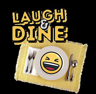 Laugh&Dine logog.png