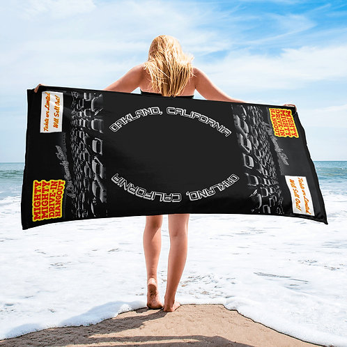 The Mighty Mighty Drive-In Hangout Towel