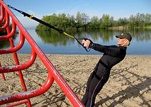 Fitnes classes - TRX suspension training