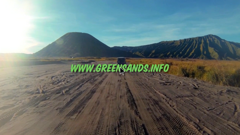 Green Sands Escape
