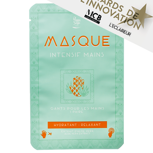 Masque Mains hydratant relaxant