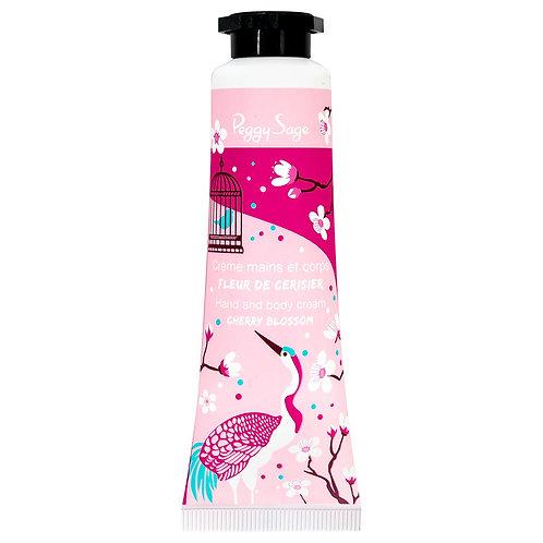 Crème mains et corps fleur de cerisier