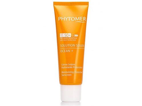 Crème Solaire Hydratante Protectrice SPF50+