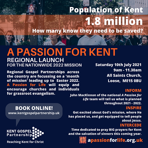 A Passion for Kent