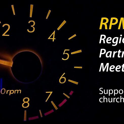 Regional Partners Meeting for Leaders