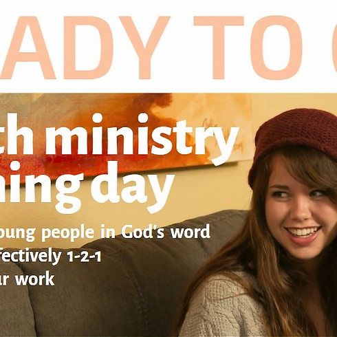 Ready to Go Youth Ministry Training Day