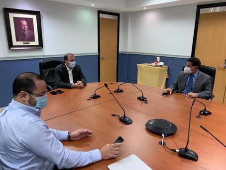 El Colegio de Abogados de Honduras y el Instituto de Previsión Social del Profesional del Derecho ya