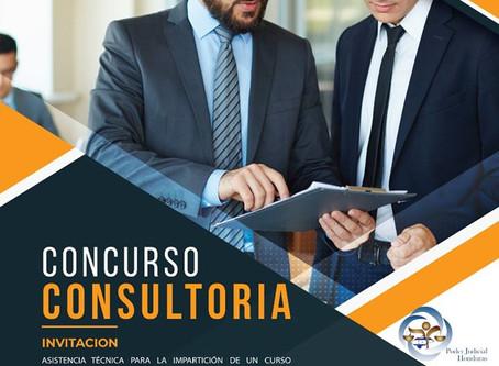 El Poder Judicial de Honduras a través de la Escuela Judicial Francisco Salomón Jiménez Castro invit