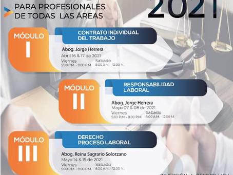 El Centro de Conciliación y Arbitraje del Colegio de Abogados de Honduras (CAH) invitan a todos los