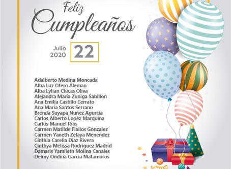 El Colegio de Abogados de Honduras (CAH) se complace en felicitar a todos nuestros agremiados en el