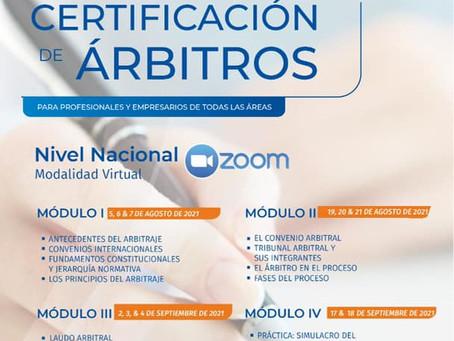 Copia de El Centro de Conciliación y Arbitraje del Colegio de Abogados de Honduras (CAH) invitan a t