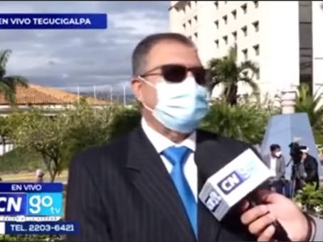 """""""En Honduras hemos tenido suficientes razones para que Juan Orlando no esté en el poder""""-Abogado Fr"""