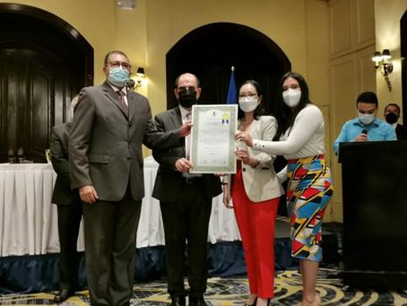 Felicitaciones al Instituto de Previsión Social del Profesional del Derecho ya que lograron el 100%