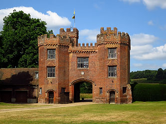 Lullingstone Castle Gateway (16th_centur
