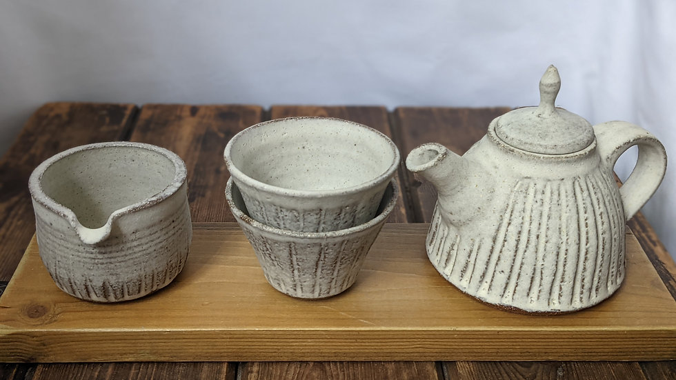 """Tea pot set """"tethys"""""""