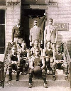 Alpha_Phi_Alpha_Basketball_Team_ca_1926.