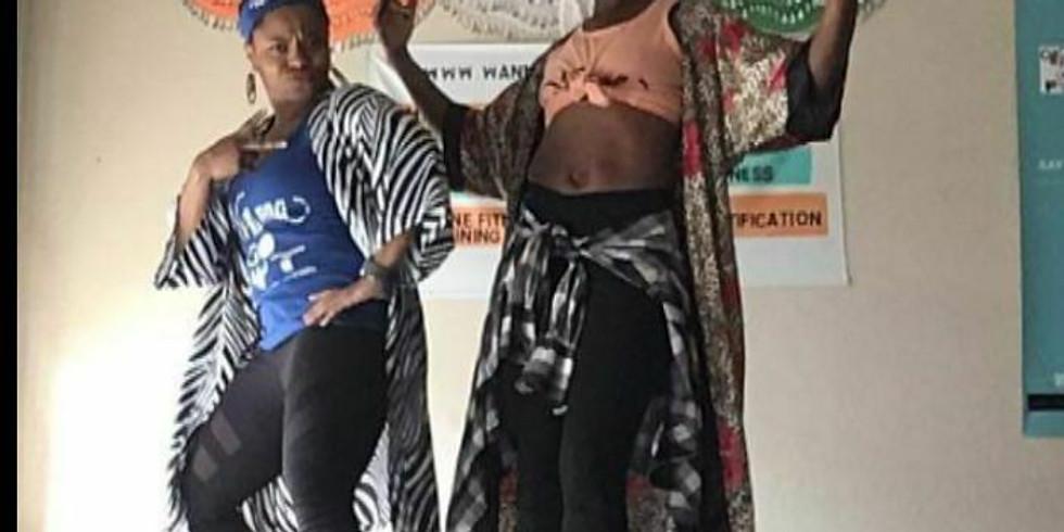 Rhythm & Belly Dance: R&B Workshop