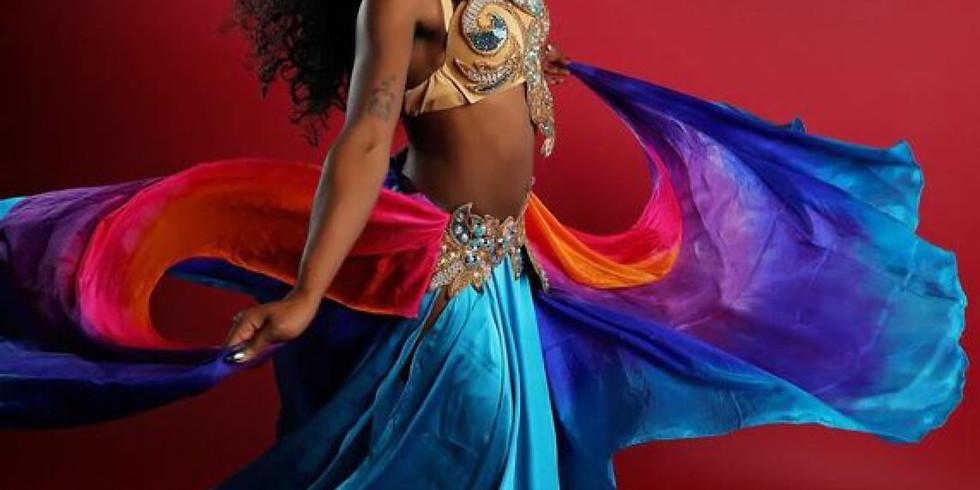 Online Belly Dance Class w/ SaLydia
