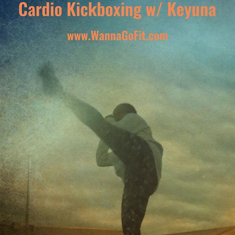 Cardiokick Boxing (Outdoor Class)